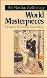 The Norton Anthology of World Masterpieces, Mack, Maynard, 0393971430