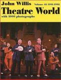 Theatre World 1991-1992, John Willis, 1557831432