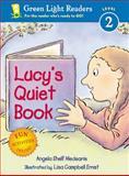 Lucy's Quiet Book, Angela Shelf Medearis, 0152051449