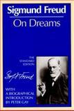 On Dreams, Sigmund Freud, 039300144X