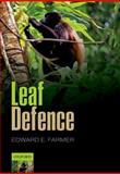 Leaf Defence, Farmer, Edward E., 0199671443