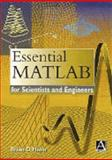 Essential MATLAB for Scientists and Engineers 9780340691441