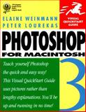 Photoshop 3 for Macintosh, Weinmann, Elaine and Lourekas, Peter, 1566091446
