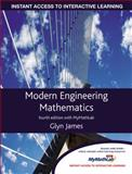 Modern Engineering Mathematics, James, Glyn and Burley, David, 0132391449
