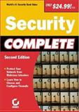 Security Complete, Sybex Books Staff, 0782141447