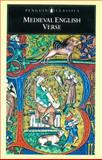 Medieval English Verse, Various, 0140441441