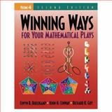 Winning Ways for Your Mathematical Plays 2nd Edition