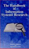 The Handbook of Information Systems Research 9781591401445