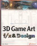 3D Game Art F/X and Design, Luke Ahearn, 1932111441