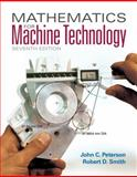 Mathematics for Machine Technology, Peterson, John C. and Smith, Robert D., 1133281451