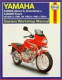 Haynes Yamaha SECA II Xj600s, 1992-1996, Haynes Publications Staff, 1563921456
