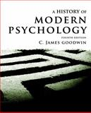 A History of Modern Psychology, Blöhdorn, Lars M. and Hodgson-M_ckel, Denise, 1118011457