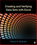 Creating and Verifying Data Sets with Excel, McGrath, Robert E., 1483331458