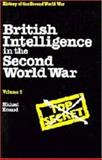 British Intelligence in the Second World War 9780521401456