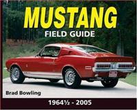 Mustang Field Guide, Brad Bowling, 0896891453