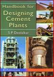 Handbook for Designing Cement Plants, Deolalkar, S. P., 8178001454