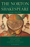Later Plays, Shakespeare, William and Greenblatt, Stephen, 0393931455