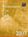 International Fuel Gas Code, International Code Council, 1580011454