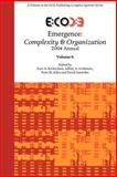 Emergence, Complexity and Organization 9780976681458