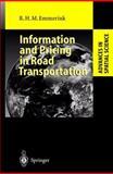 Information and Pricing in Road Transportation, Emmerink, Richard H. M., 3642721451