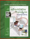 Student Workbook to accompany Administrative Procedures for Medical Assisting, Booth, Kathryn A. and Whicker, Leesa, 0073211451