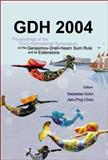 Gdh 2004 : Proceedings of the Third International Symposium on the Gerasimov-Drell-Hearn Sum Rule and Its Extensions,Old Dominion University, Virginia, USA 2 - 5 June 2004, , 9812561455