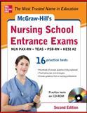 Nursing School Entrance Exams, McGraw-Hill Editors, 007181146X