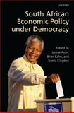 South African Economic Policy under Democracy, , 0199551464