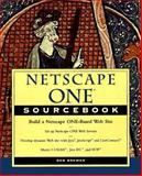 Netscape ONE Sourcebook, Donald R. Brewer, 0471181463