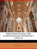 Rechtfertigung des Christentums, Anonymous, 1145291465