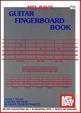 Guitar Fingerboard Book, Mel Bay, 1562221469