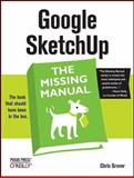 Google SketchUp, Grover, Chris, 0596521464