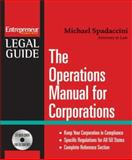 The Operations Manual for Corporations, Spadaccini, Michael, 1599181460
