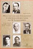 Wege zum sozialen Engagement in der romanischen Lyrik des 20 Jahrhunderts : Aragon, Eluard - Hernandez, Celaya - Pavese, Scotellaro, Thomas Stauder, 3631521464