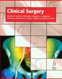 Clinical Surgery, Alfred Cuschieri, Thomas P. J. Hennessy, Roger M. Greenhalgh, David I. Rowley, Pierce A. Grace, 0632031468