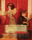 Western Civilization, a Brief History, Perry, Marvin, 1305091469