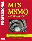 Professional MTS and MSMQ Programming with VB and ASP, Homer, Alex and Sussman, David, 1861001460