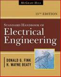 Standard Handbook for Electrical Engineers, Fink, Donald G. and Beaty, H. Wayne, 0071441468