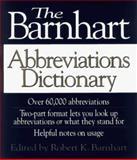 The Barnhart Abbreviations Dictionary, , 0471571466
