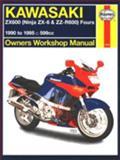 Haynes Kawasaki ZX6 D and E Ninja, 1990-1995, Haynes Publications Staff, 1563921464