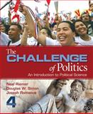 Challenge of Politics, 4th Edition, Neal Riemer and Douglas W. Simon, 1452241473