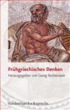 Frühgriechisches Denken, , 3525301472