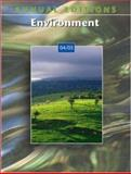 Annual Editions : Environment 04/05, Allen, John L., 0072861479