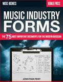 Music Industry Forms, Jonathan Feist, 0876391471