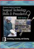Surgical Technology Skills and Procedures, Program Three : Scrubbing, Gowning and Gloving, Delmar Learning, 1401891470