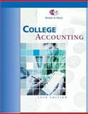 College Accounting, Chapters 1-29, Heintz, James A. and Parry, Robert W., 0324201478