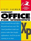 Microsoft Office XP for Windows, Steve Sagman, 0201741474