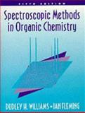 Spectroscopic Methods in Organic Chemistry, Williams, D. H. and Fleming, Ian, 0077091477