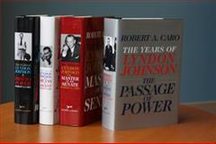 Robert A. Caro's the Years of Lyndon Johnson Set, Robert A. Caro, 038535147X