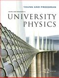 Sears and Zemansky's University Physics, Young, Hugh D. and Freedman, Roger A., 0321501470